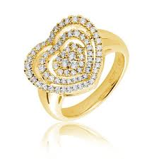 unique fashion rings images Cluster setting in fashion more affordable jpg