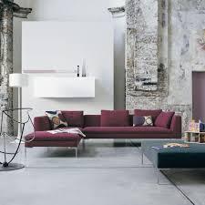 mobilier de canapé canapé charles b b italia design mobilier trentotto