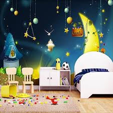Kid Room Wallpaper by Wallpapers More Picture More Detailed Picture About Custom 3d