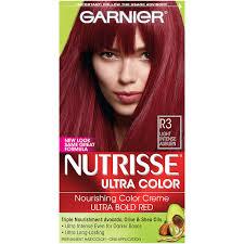 amazon com garnier nutrisse ultra color nourishing hair color