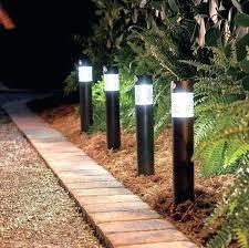 solar led landscape lights solar sidewalk lights best solar walkway