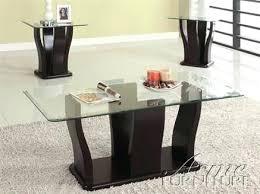 glass end table set 3pc coffee table set childsafetyusa info