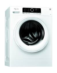 whirlpool 7kg front load washing machine white fscr70212