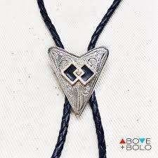 tie pendant necklace images Coyote bolo tie above bolo jpg