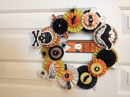 halloween banner kit wreath lastminutestamper u201cif it wasn u0027t