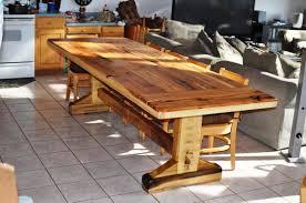 unique rustic kitchen tables designs ideas u2014 emerson design best