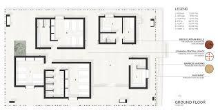 Ground Floor Plan Gallery Of Casa Rana Made In Earth 19
