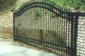 iron driveway gates custom iron gates sacramento goodwin cole