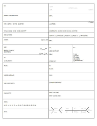 icu report template 28 images of icu sbar template infovia net