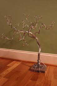 25 unique jewelry tree ideas on diy jewelry tree