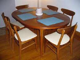 Teak Dining Room Table And Chairs And Teak Dining Room Table And - Teak dining room