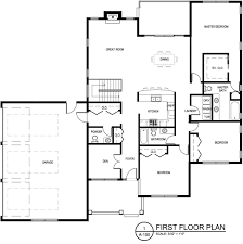 family home floor plans uncategorized family house plans within new modern large home