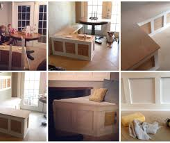 bench modular banquette seating images beautiful kitchen corner