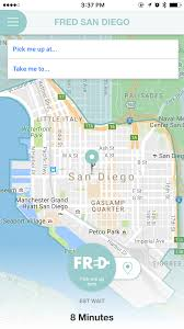 San Diego Mts Map by The Free Ride Green Advertising That Drives Your Business