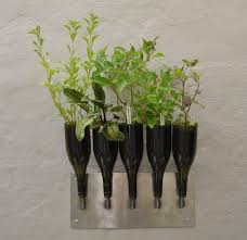 Creative Flower Vases Ways To Reuse Glass Bottles 26 Ideas For Old Wine Bottles