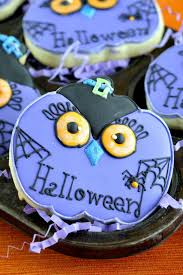 Halloween Cookie Cakes Haniela U0027s Delightful Cookie Art Is A Sight For Sore And Hungry