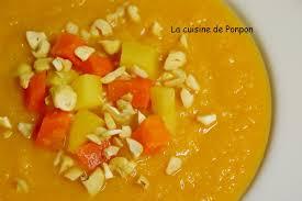 panais cuisine soupe au panais carotte et céleri la cuisine de ponpon