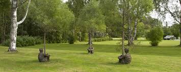 jaume plensa u2013 heart of trees u2013 umedalens skulpturpark