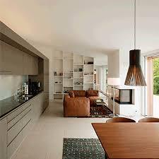 Symmetry Interior Design Concept Modern Boathouse Renovation - Modern interior design concept