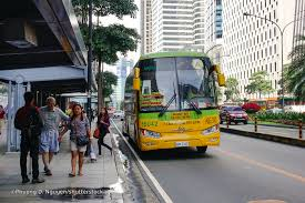 jeepney interior philippines getting around manila taxi jeepney uber grab bus lrt mrt
