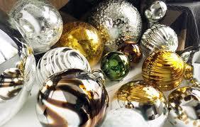 ornamental decorative glass balls worldly goods