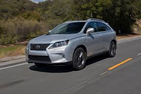 lexus jeep rx series 2013 lexus rx 350 f sport first drive automobile magazine
