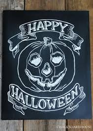 thanksgiving chalkboard art contemporary halloween art for tasteful holiday decor