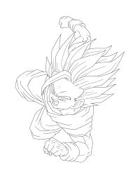 gohan ssj2 coloring pages special offers
