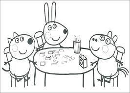 peppa pig coloring pages a4 peppa pig coloring pages to print peppa pig coloring book as well as