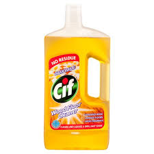 Wood Floor Cleaning Products Cif Wood Floor Cleaner Camomile 1ltr