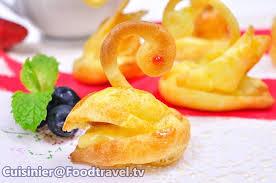 cuisine choux ช คร มหงส swan choux creme foodtravel tv ส ตรอาหาร ทำอาหาร