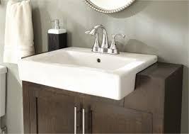 Gerber Bathroom Sinks - fresh semi recessed bathroom sink beautiful bathroom ideas