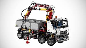 ferrari lego truck lego mercedes truck is cooler than all the legos you had as a kid