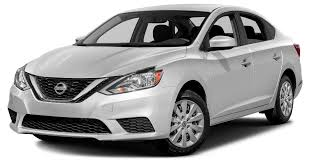 silver nissan inside 2017 nissan sentra s cvt in gun metallic for sale in boston ma