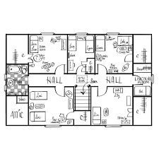 the loud house u2014 floor plan second floor the loud house tlh
