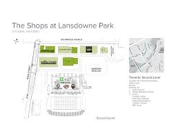 the shops at lansdowne park u2013 trinity group