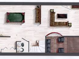 design a basement floor plan design of architecture and