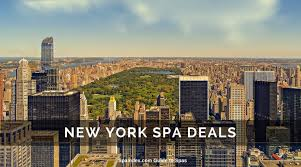 new york and nyc spa packages getaways deals coupons