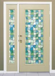 front door leaded glass door film u0026 allure leaded glass privacy window film maybe for