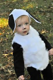 Halloween Sheep Costume Besty Etsy Halloween Edition U2013 Modern Kiddo