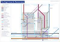 St Pancras Floor Plan London Connections The King U0027s Cross St Pancras Nexus A Novelty