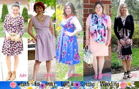 what to wear to a spring wedding doused in pink chicago