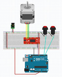 arduino stepper code u2013 basics u2013 photo cs