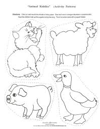 printable animal shapes kids coloring europe travel guides com