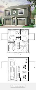 cabin plans with garage 49 best garage apartment plans images on garage