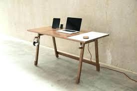 table de bureau en bois bureau en bois design bureau bois design with bureau bois design