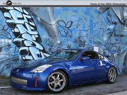 Nissan 350z Blue - strong u003enissan 350z wallpapers u003c strong u003e