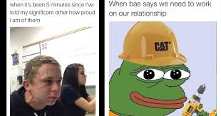 Relationship Meme - 15 wholesome relationship memes that will make you go same