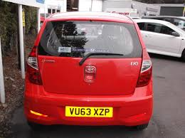 used 2013 hyundai i10 classic for sale in herefordshire pistonheads