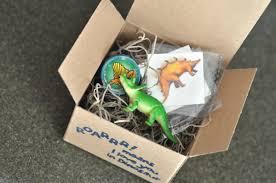 dinosaur party favors bebehblog